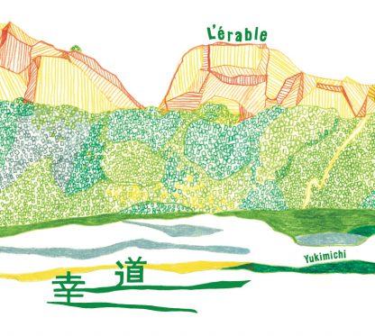 l'érable Yukimichi